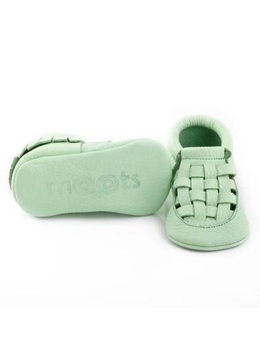 Moots Moots Yeşil Gladyatör Ayakkabı Yeşil